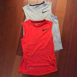 Nike tanks